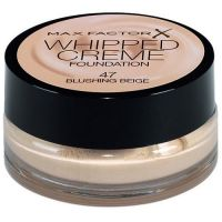 Max Factor Whipped Creme Foundation 47 Blushing Beige