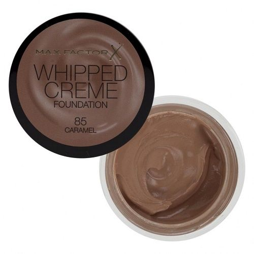 Max Factor Whipped Creme Foundation 85 CARAMEL