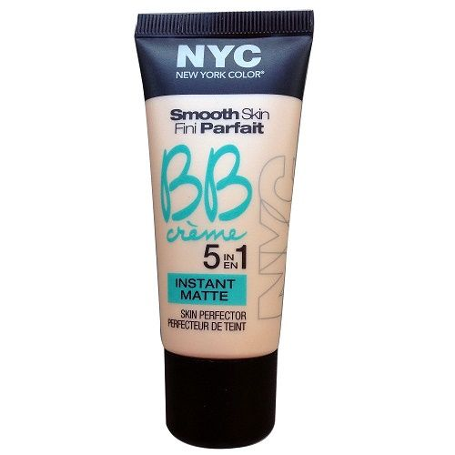 NYC Smooth Skin Perfector BB Crème 5 In 1 Instant Matte 01 LIGHT